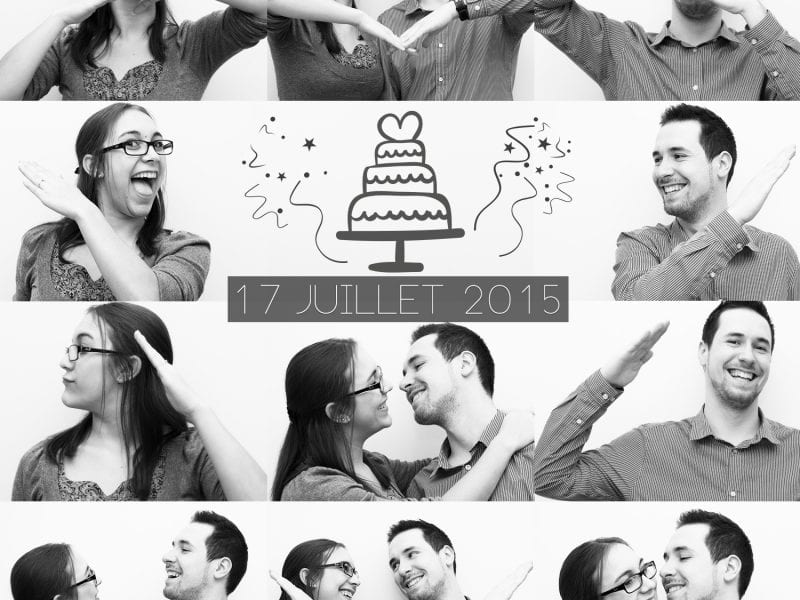 Mariage-montage