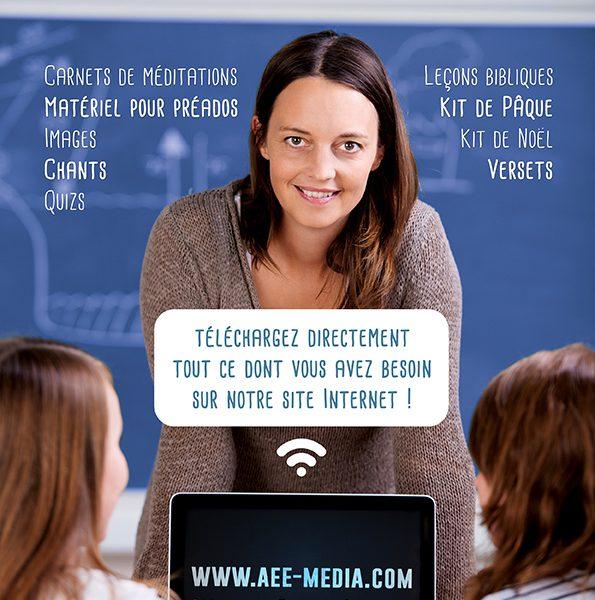 Affiche pour l'AEE