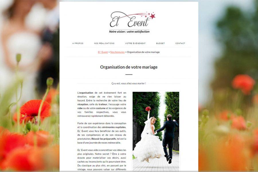Site Internet de EL'Event
