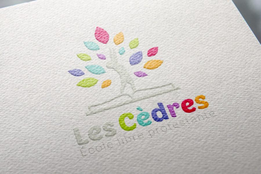 Logo de l'école Les Cédres