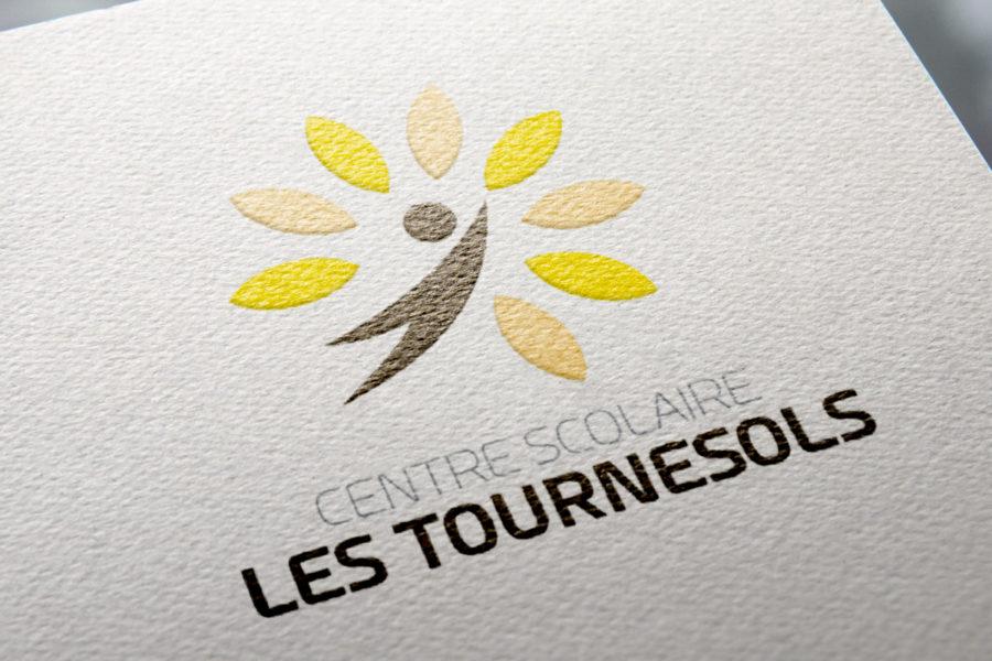 Logo - École Les Tournesols