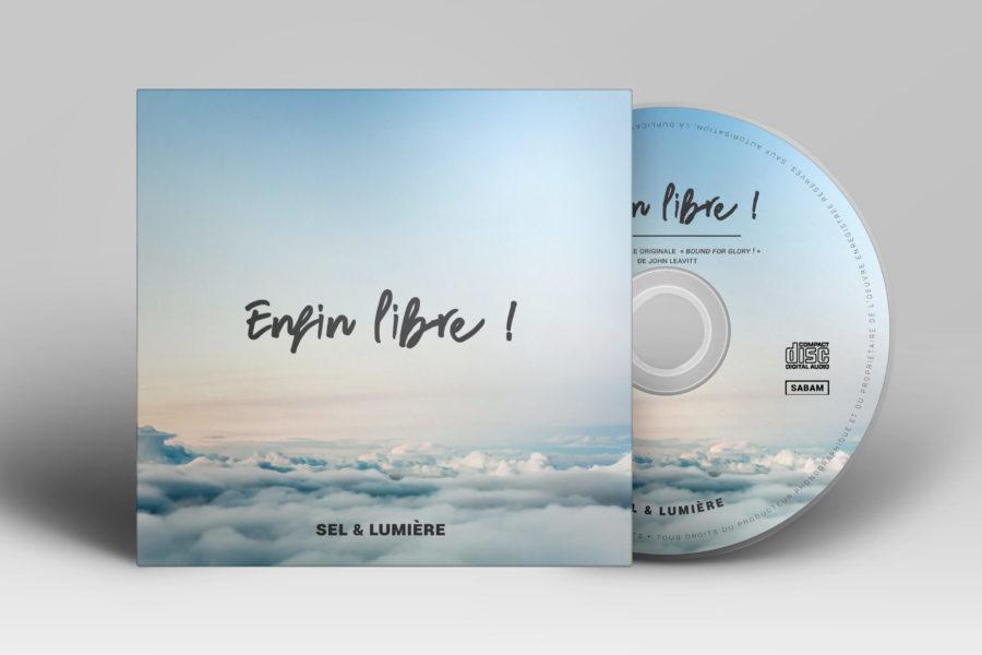 CD audio de Sel et Lumière