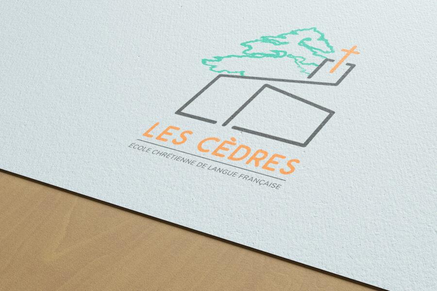 Logo du centre Les Cèdres